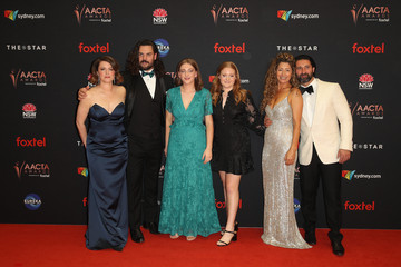 George Houvardas 2019 AACTA Awards Presented by Foxtel | Red Carpet Arrivals