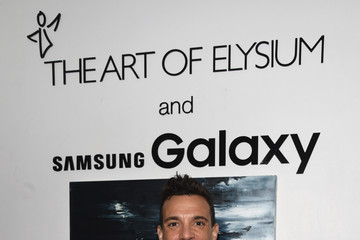 George Kotsiopoulos The Art of Elysium and Samsung Galaxy Present an Introduction to HEAVEN 2016