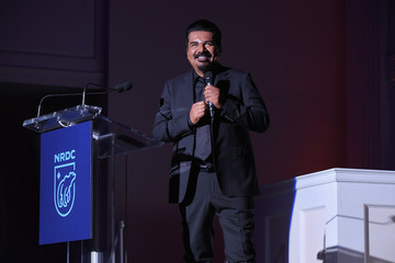 George Lopez The Natural Resources Defense Council Presents 'NRDC's Night of Comedy' Benefit With Seth Meyers, John Oliver, George Lopez, Mike Birbiglia and Hasan Minhaj