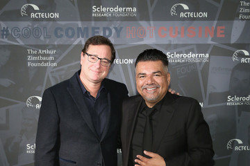 George Lopez Scleroderma Research Foundation's 30th Anniversary Cool Comedy - Hot Cuisine New York