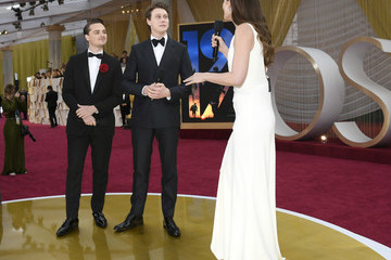 George Mackay 92nd Annual Academy Awards - Red Carpet