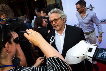 George Miller 'The Book of Mormon' Opening Night - Arrivals