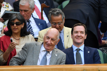 George Osborne Day Four: The Championships - Wimbledon 2017