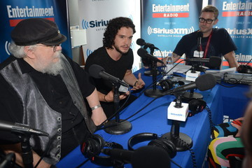 George R.R. Martin SiriusXM Broadcasts from Comic-Con