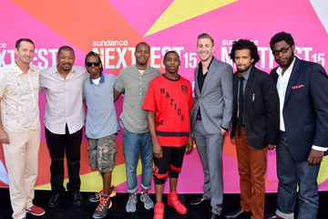 """George Sample III Guests Attend the """"Cronies"""" Premiere During Sundance NEXT FEST"""