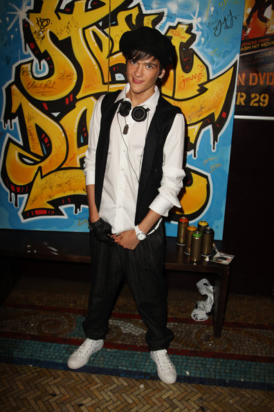George Sampson Photos - StreetDance 3D - DVD Launch Event ...