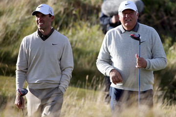 George Schwartzel Alfred Dunhill Links Championship - Day Two