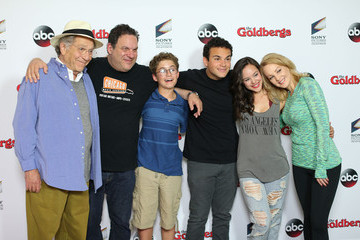 "George Segal ""The Goldbergs"" Press Event"