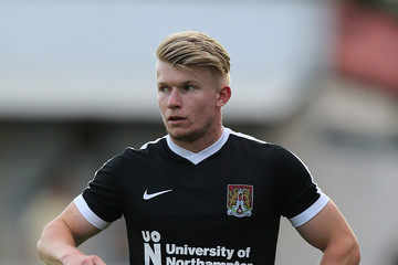 George Smith Frome v Northampton Town - Pre-Season Friendly