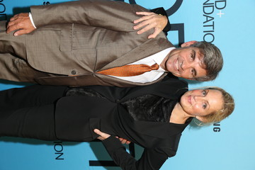 George Stephanopoulos Ali Wentworth GOOD+ Foundation 'An Evening Of Comedy + Music' Benefit