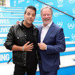 George Stroumboulopoulos U.N. World Food Programme Welcomes The Weeknd as Goodwill Ambassador