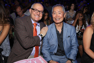 George Takei KYBOE! - Front Row - September 2016 - New York Fashion Week: The Shows