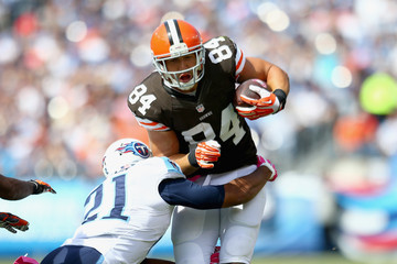 George Wilson Cleveland Browns v Tennessee Titans