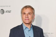 """Director / Actor Christoph Waltz attends the """"Georgetown"""" screening during 2019 Tribeca Film Festival at BMCC Tribeca PAC on April 27, 2019 in New York City."""