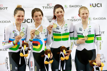 Georgia Baker UCI Track Cycling World Cup