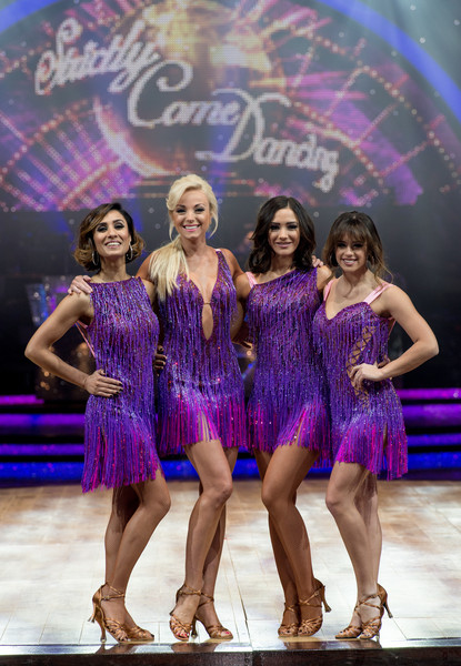 Georgia May Foote Photos Photos - Strictly Come Dancing