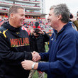 Paul Johnson Randy Edsall Photos