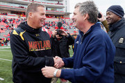 Paul Johnson Randy Edsall Photos Photo