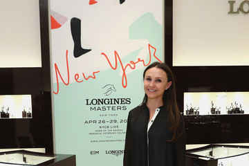 Georgina Bloomberg Longines Masters Launch Party Celebrating Series' Epic Move to New York