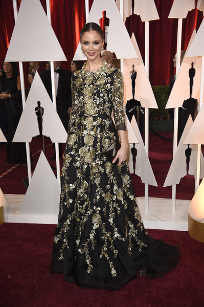 Georgina Chapman - Arrivals at the 87th Annual Academy Awards — Part 3