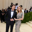 Georgina Chapman The 2021 Met Gala Celebrating In America: A Lexicon Of Fashion - Arrivals