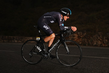 Geraint Thomas Stage 7 - Paris-Nice