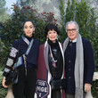 Geraldine Chaplin Chanel: Photocall - Paris Fashion Week - Haute Couture Spring Summer 2019