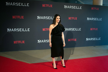 Geraldine Pailhas 'Marseille' Netflix TV Series Wold Premiere at Palais Du Pharo in Marseille