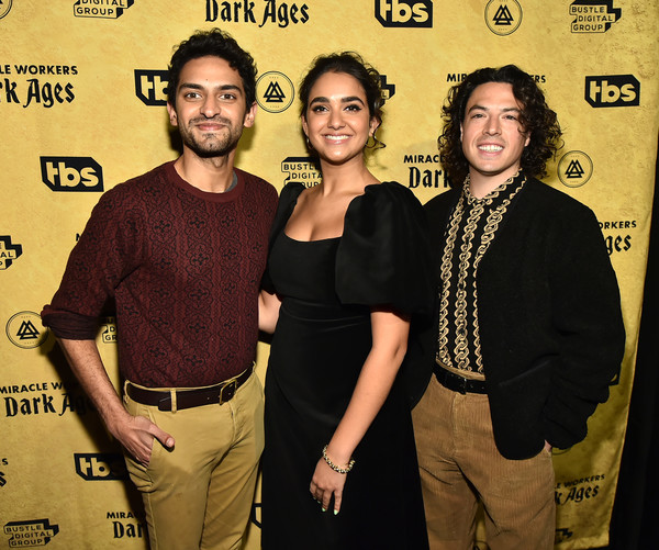 "TBS's ""Miracle Workers: Dark Ages"" Premiere Celebration"