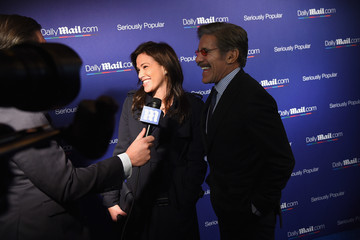 Geraldo Rivera MMS ONLY_DailyMail.com 2015 Holiday Party - Arrivals