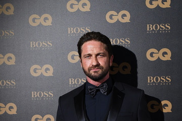 Gerard Butler GQ Men Of The Year Awards 2016 : Photocall At Musee D'Orsay