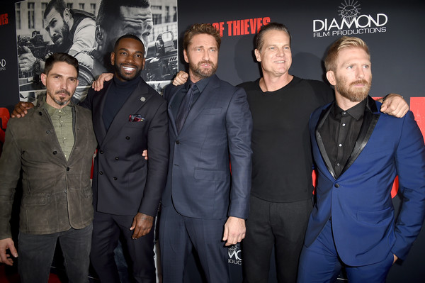 Premiere of STX Films' 'Den of Thieves' - Red Carpet