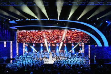 Gergiev Preliminary Draw of the 2018 FIFA World Cup in Russia