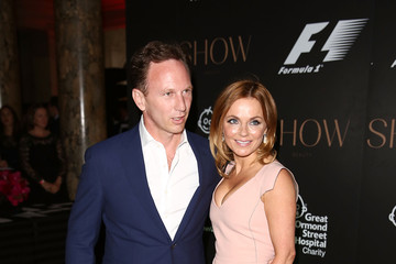 Geri Halliwell Arrivals at the F1 Party