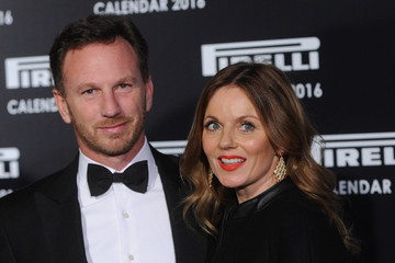 Geri Halliwell Gala Evening to Celebrate the Pirelli Calendar 2016 by Annie Leibovitz