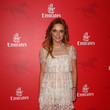 Geri Halliwell Celebs Attend Melbourne Cup Day