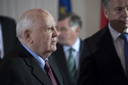 Mikhail Gorbachev Photos Photo