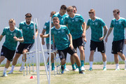 Toni Kroos and Thomas Mueller Photos Photo