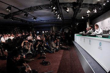 Harald Stenger Germany Training And Press Conference