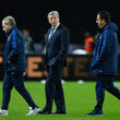 Gary Neville Roy Hodgson Photos