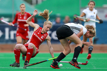Fanny Rinne Germany v Great Britain - The Investec London Cup