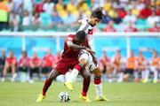 Sami Khedira Eder Citadin Martins Photos Photo