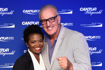 Gerry Cooney Annual Charity Day Hosted By Cantor Fitzgerald, BGC and GFI - Cantor Fitzgerald Office - Arrivals