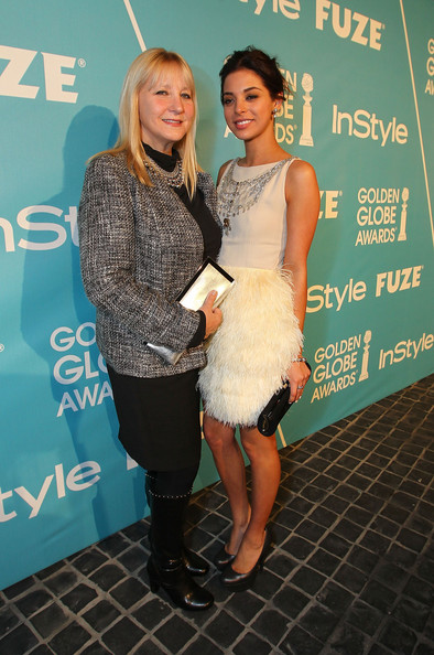 InStyle and the Hollywood Foreign Press Association Host Miss Golden Globes Party