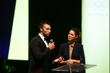 Giaan Rooney AOC Athlete Farewell Dinner