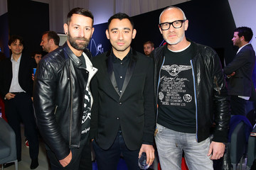 "Giacomo Nicolodi Pepsi And Nicola Formichetti Host The #PepsiChallenge Round Table At The PepsiCo ""Mix It Up"" Space During Milan Design Week"