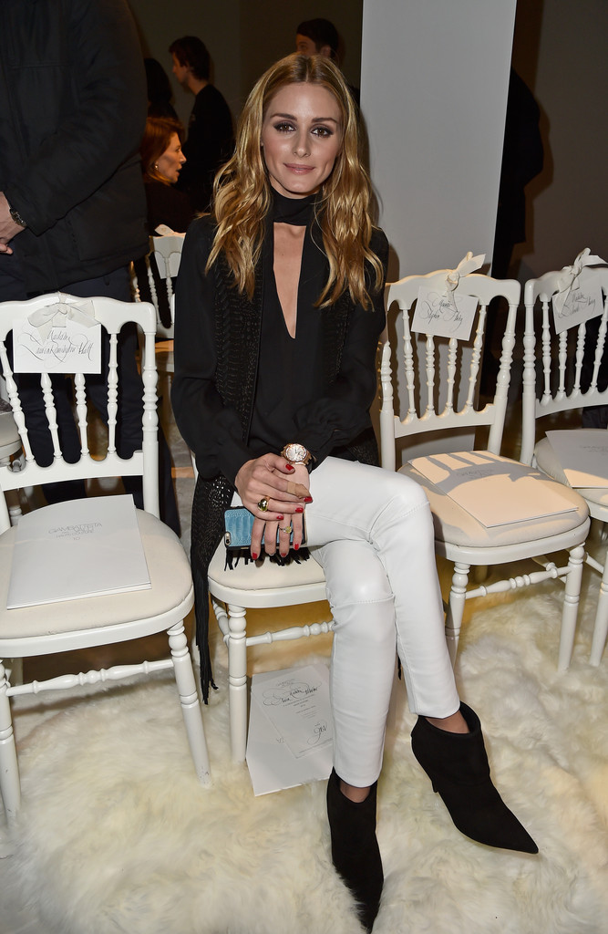Olivia Palermo in Giambattista Valli : Front Row