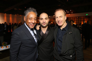 """Giancarlo Esposito Bob Odenkirk """"Better Call Saul"""" Premiere and After Party"""