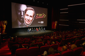 Giancarlo Esposito Bob Odenkirk Better Call Saul FYC Event