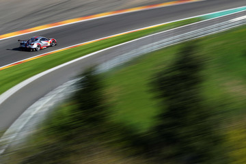 Giancarlo Fisichella WEC 6 Hours Of Spa-Francorchamps